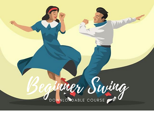 Beginner Swing 8 Count Lindy Course