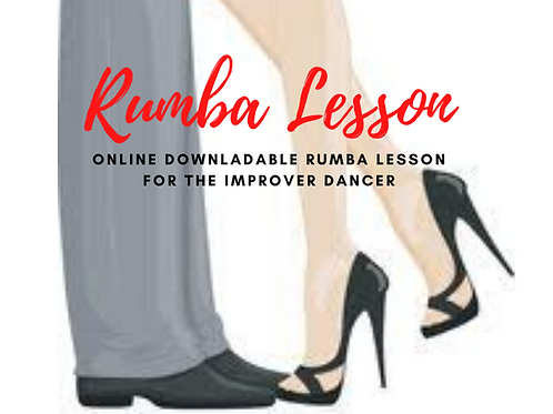 Improver Rumba Lesson