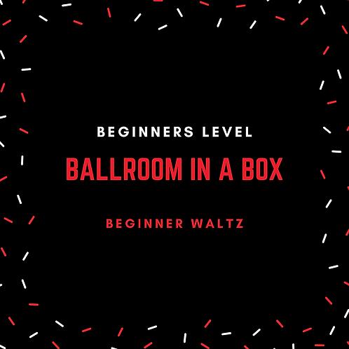 Beginner Waltz