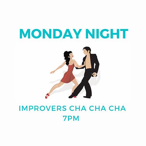 Monday Improvers Cha Cha