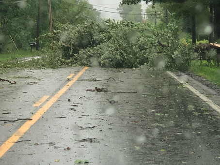 Storm Damage FAQ: What Does Your Homeowner's Policy Cover?