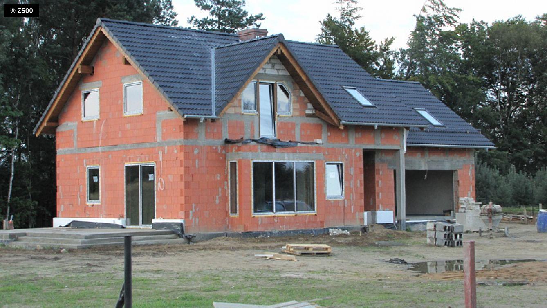 дом из теплой керамики на сайт