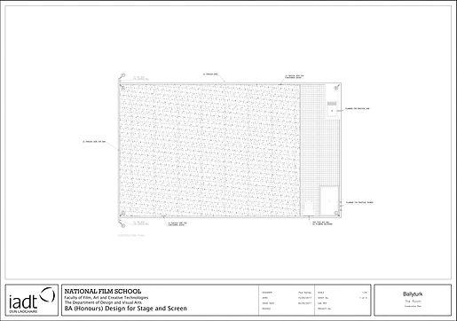 Ballyturk Technical Drawing