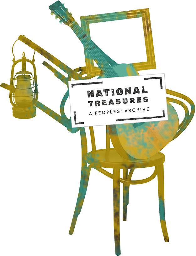 National Treasures Concept Design