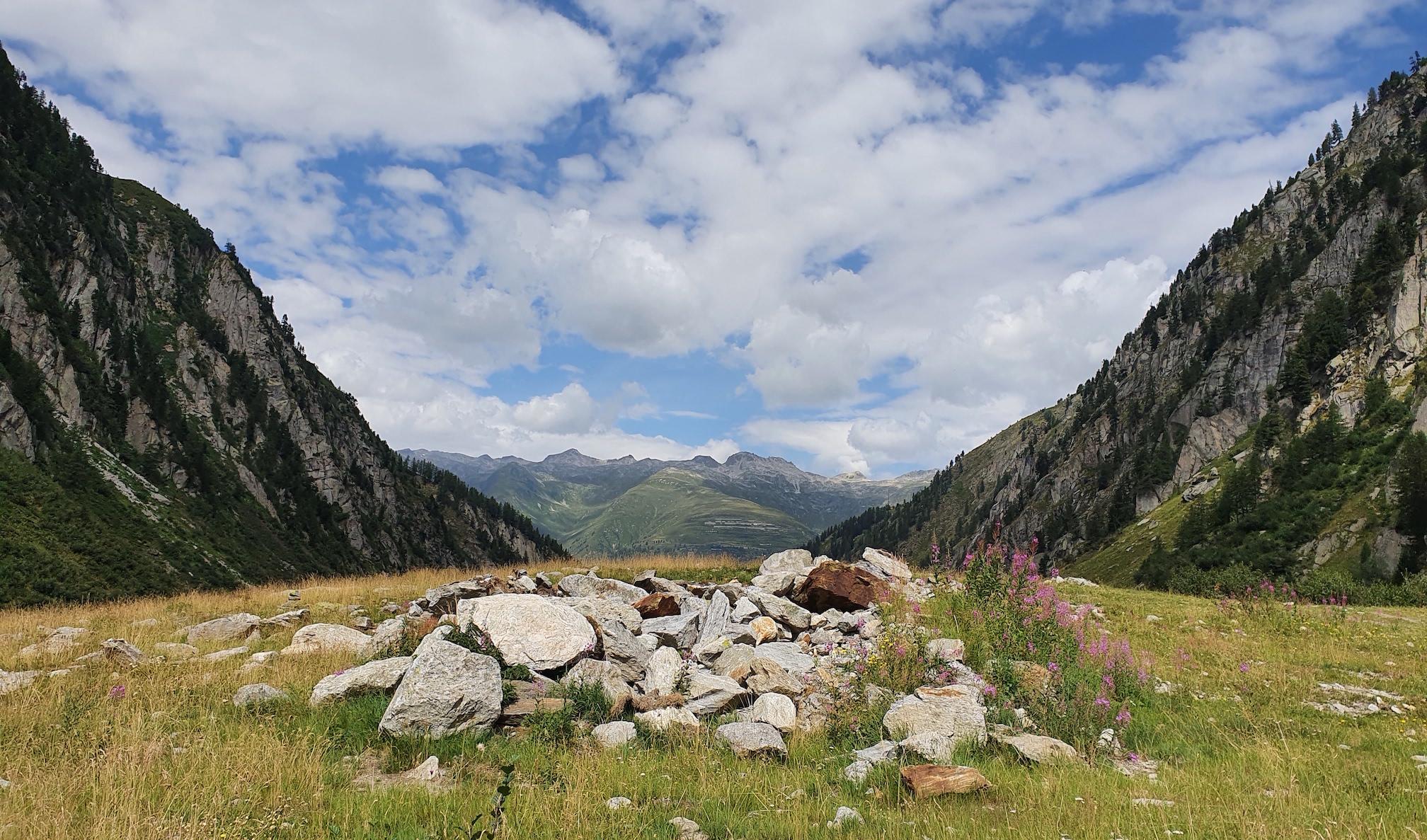Steine Berge