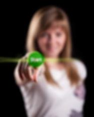 photodune-2182923-woman-pressing-start-b
