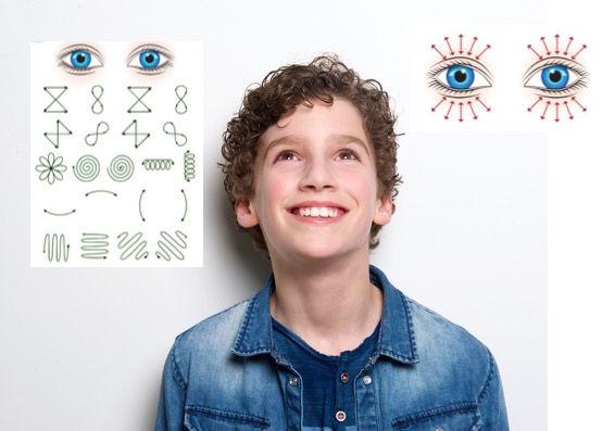 Visualtraining / Kindersehtraining
