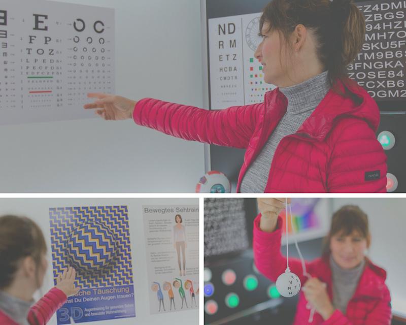 Augen-Coaching Online mit Nancy