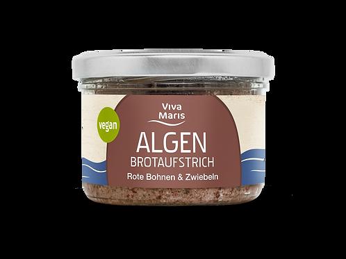 Viva Maris Algen Brotaufstrich rote Bohnen & Zwiebeln, 180 g, vegan