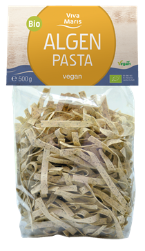 Viva Maris Algen Pasta,  500 g, Bio, vegan