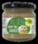 Maris Algen Gourmet Algen Senf-Dill Sauce, Bio, vegan