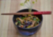 Maris Algen Rezept Otsu Salat, vegan