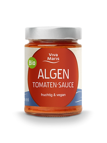 Viva Maris Algen Tomaten Sauce, BIO, vegan, 300ml