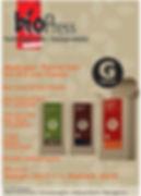 Bio Gourmet Produkte von Maris Algen