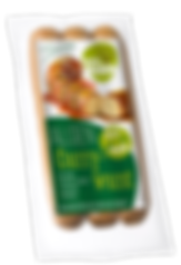 Maris Algen Gourmet Algen Currywurst, vegan