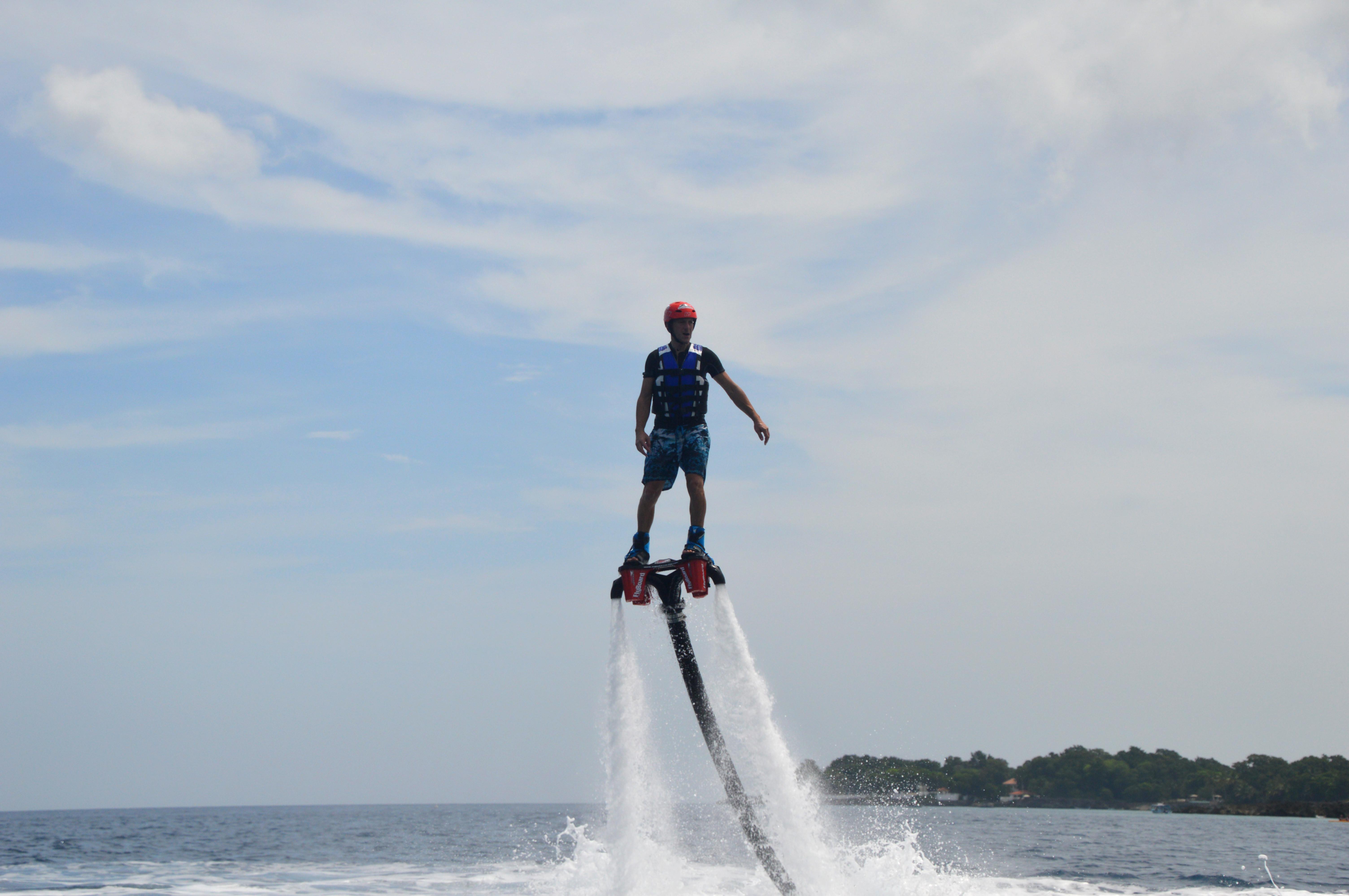 Flyboard lesson 30 min