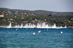 69 flyboarders Cavalaire (Fr)