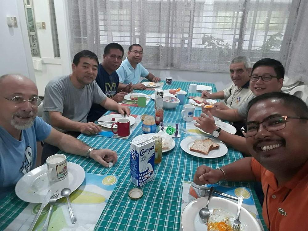 공동체아침식