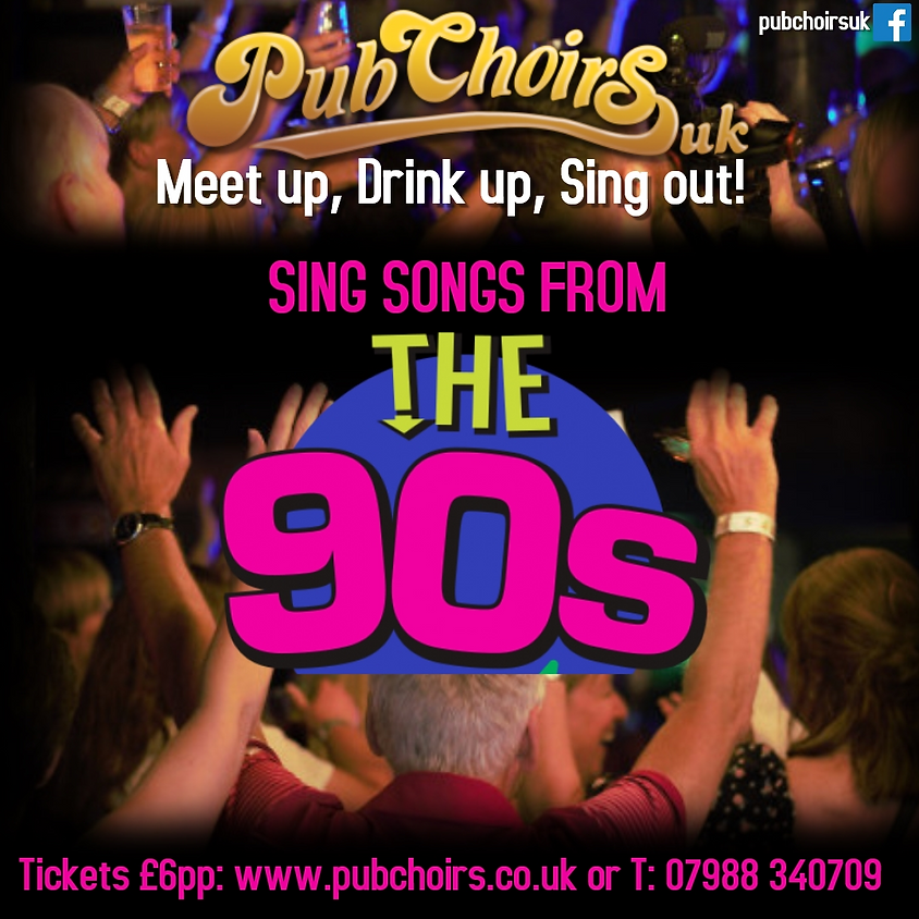 Sing Songs from the 90's - Liverpool