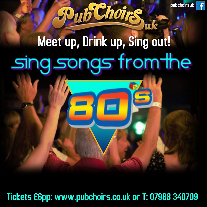 Sing Songs from the 80's - Basildon, Essex