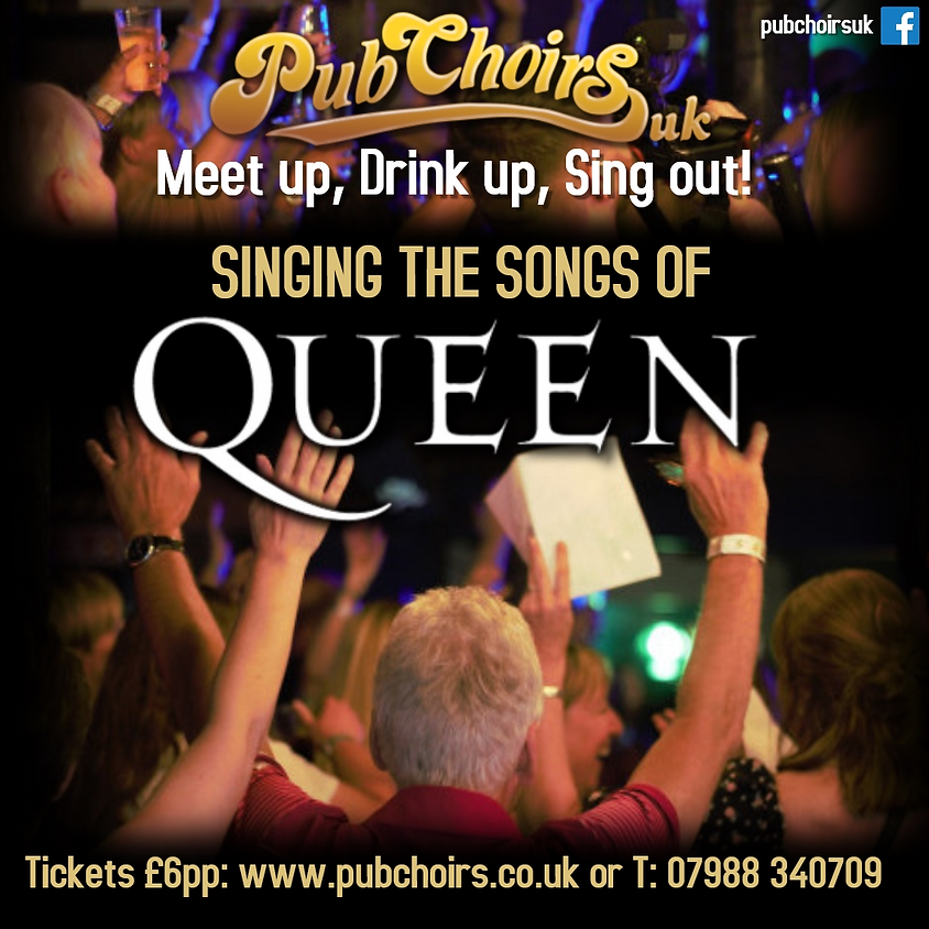 Sing Songs of Queen - Manchester