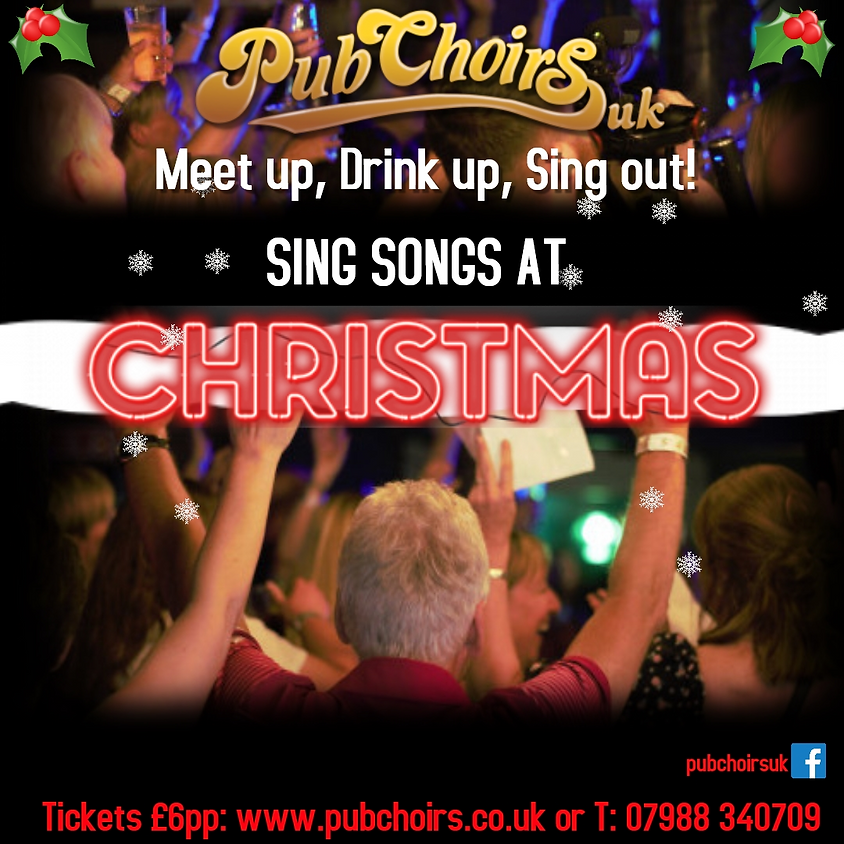Sing Songs at Christmas - Chelmsford/Brentwood, Essex