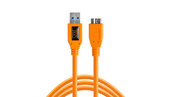 1013 Tethering Cable USB3 for Canon