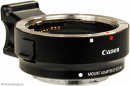 1202_Adapter E-mount for canon lens