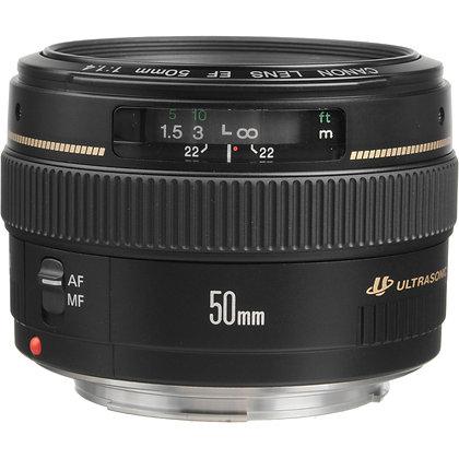 1002 Canon 50mm f1.4