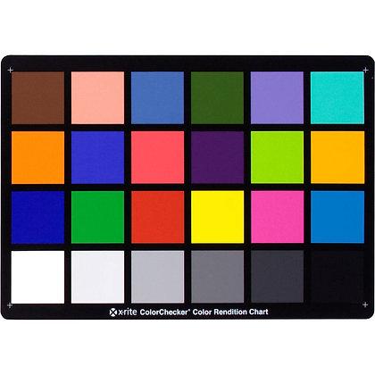 2008 Color Renition Chart