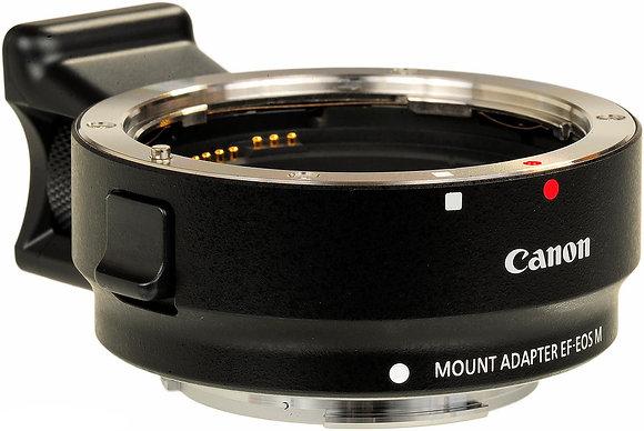 1202 Adapter E-mount to Canon Lenses