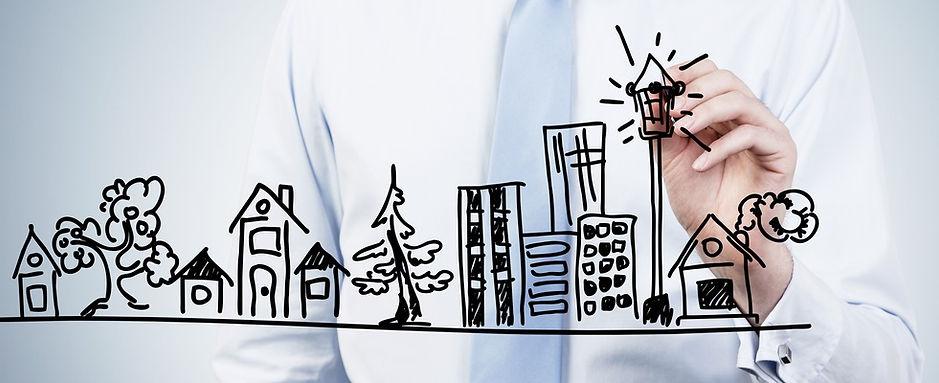 Immobilien | Projektberatung | Vermietungskonzept| Vermarktungskonzept | Achsmaß | Immobilien Bedarf | Schmidt