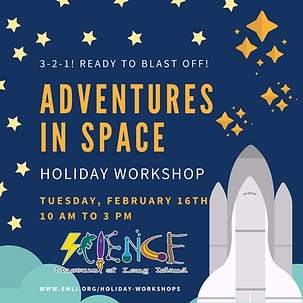 Adventures in Space Holiday Workshop 2.1