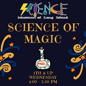 Science of Magic After School Workshop (