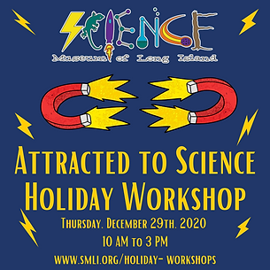 Attracted to Science Holiday Workshop 12