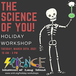 The Science of You! Holiday Workshop 3.3