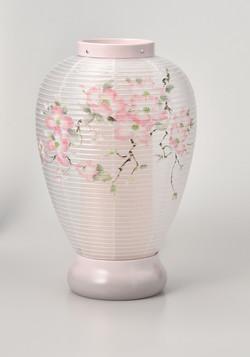 詩音330桜色 絹二重