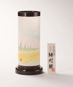 細川の風 桜