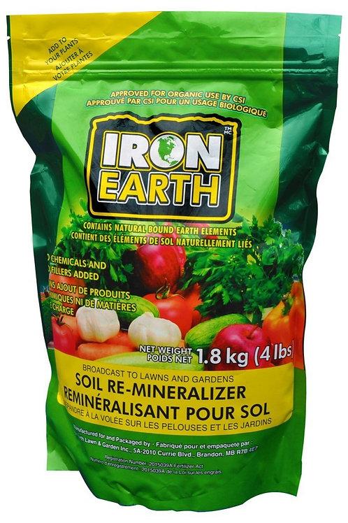 Iron Earth (4LBS)