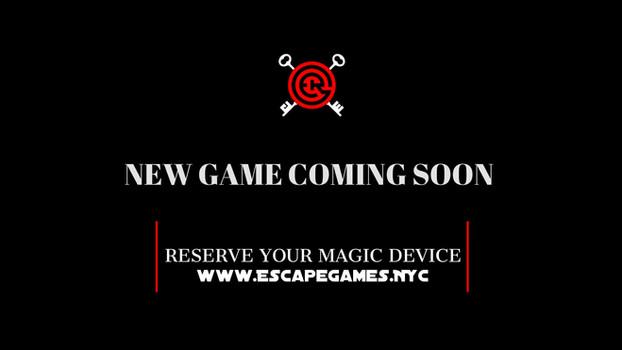 Magic in Manhattan EscapeGames.NYC