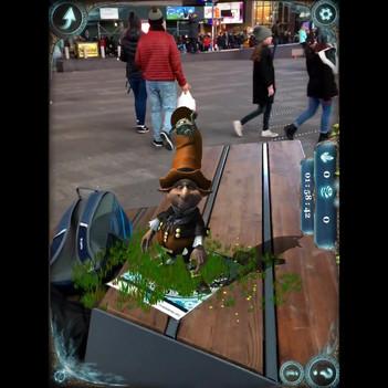 Magic In Manhattan AR EscapeGames.NYC.mp