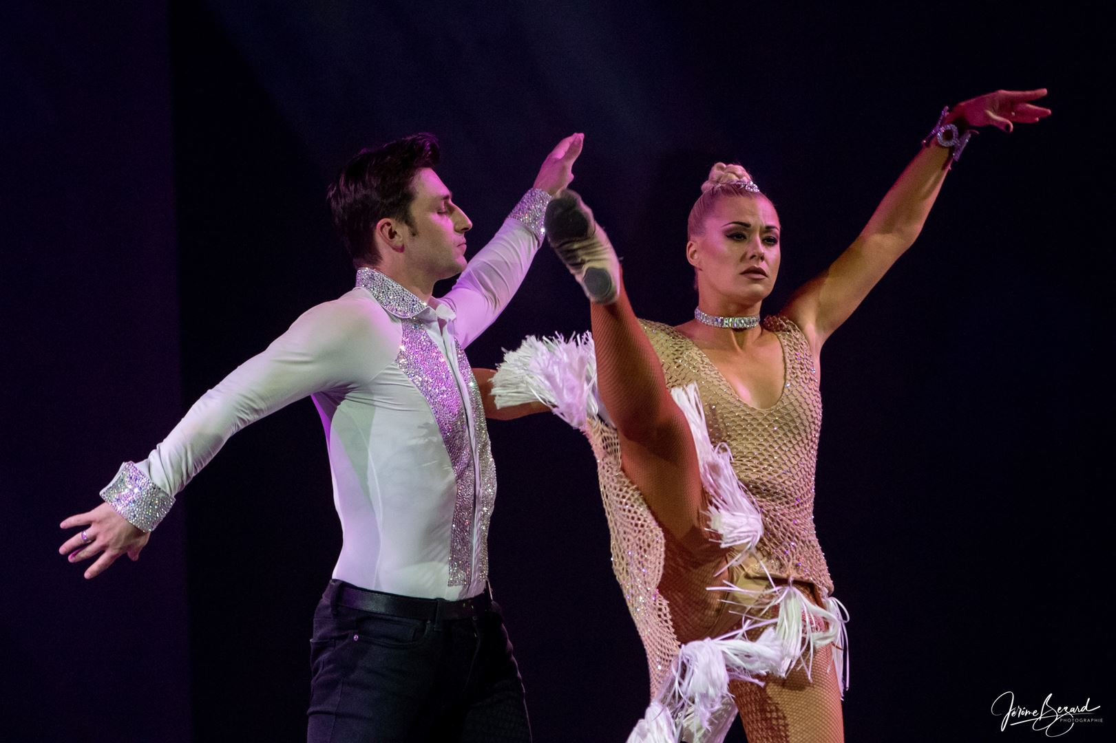 Katrina Patchett & Brian Joubert