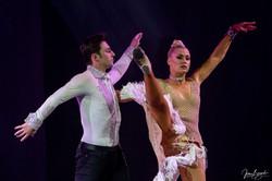 Katrina Patchett & Brian Joubert