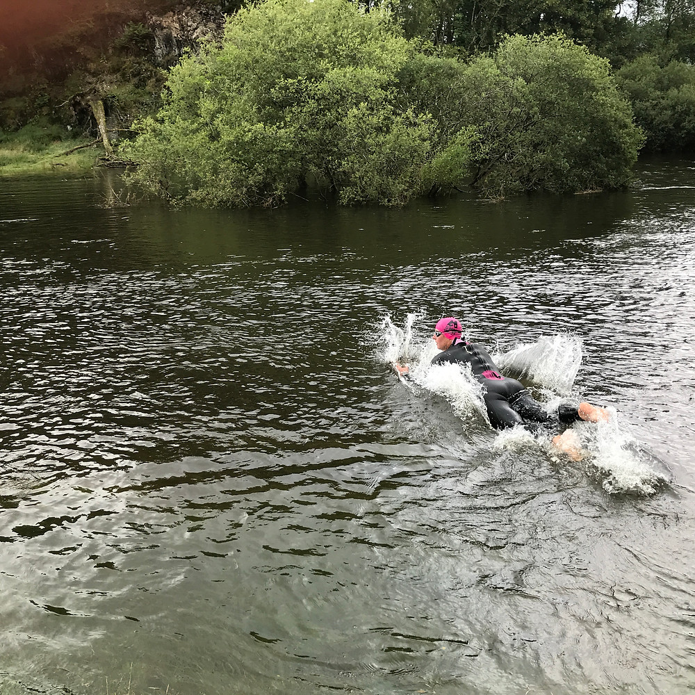 Lake District Swim the Lakes