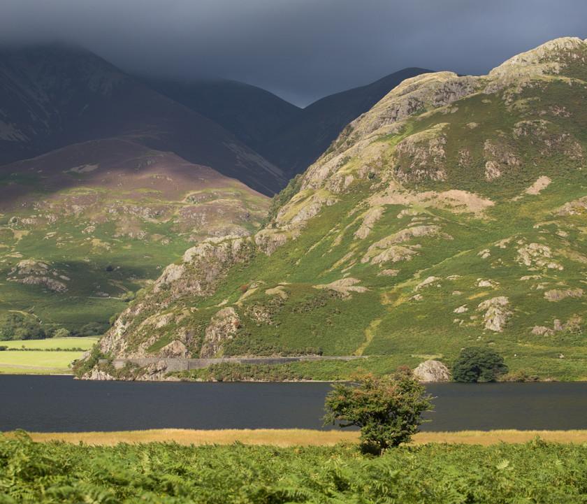 Lake District wild swimming.