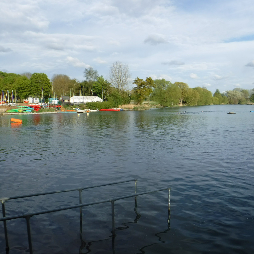 Stanborough Lakes