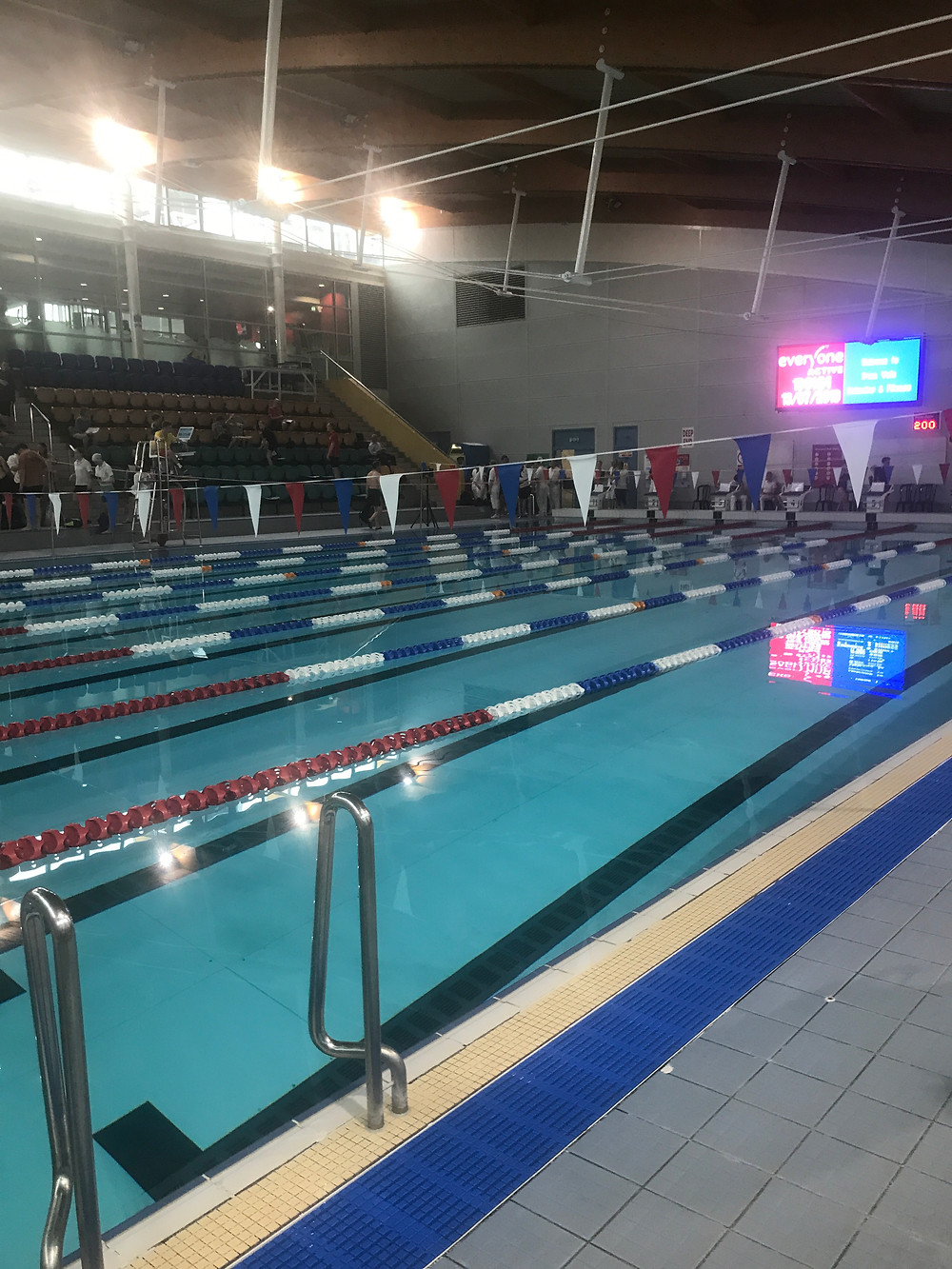 Masters swim gala