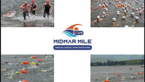 My first open water event
