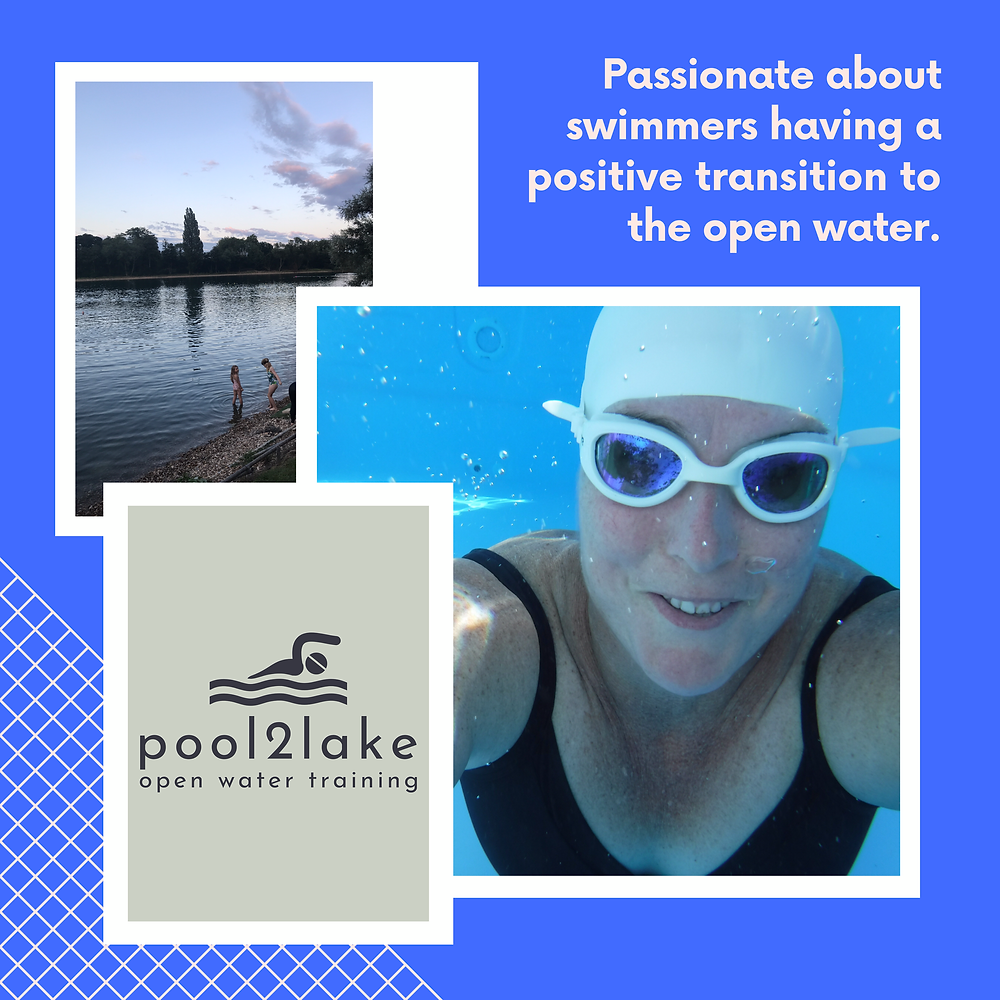 Positive transition from pool2lake