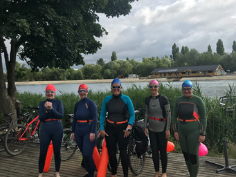 Thinking about open water swimming?